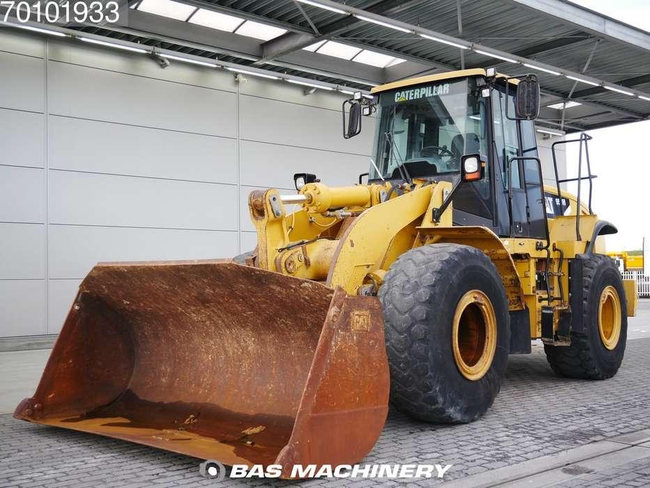 Caterpillar 950H Full steering - German machine - 2008