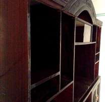 Furnished Wall Unit
