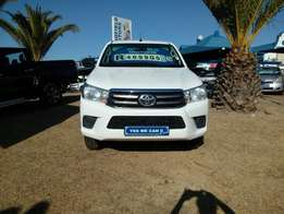 TOYOTA HILUX 2.4 GD-6 SRX P/U D/C 4X4 *1 OF many bargains in Cape Town
