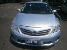 2012 Toyota Corolla 1.6 Professional For R120,000