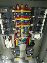Electrical work and maintenance