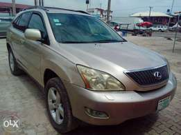 Lexus Rx330 ( Full Option)