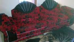 Seven seater L-chair in perfect condition 21k