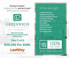 Invest in Greenwich Estate