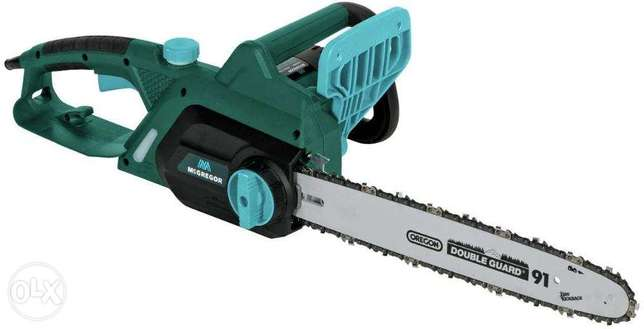 McGregor Electric Chainsaw - 1800 From england new