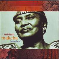 Miriam Makeba - Homeland (CD)