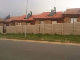 1 Bedroom available to rent in a 2 bedroom townhouse Olieven Ext 36