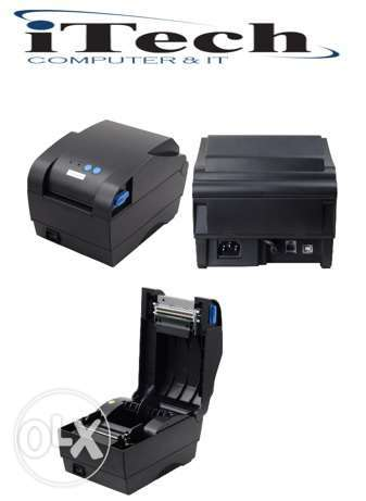 barcode printer (X printer XP-365B )