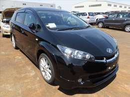 Toyota wish new imported on sale.
