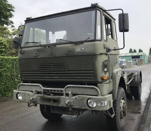 DAF 2300 4x4 - 1986