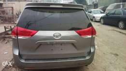 Toyota Sienna 2012 for sales