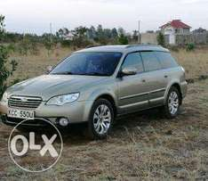 Outstanding!-Subaru Outback KCC Auto 2008 Mint Condition