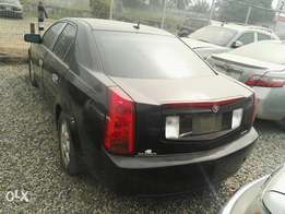 First body Cadillac CTS 2006 Model