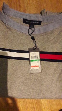 989eb93190f7b Tommy Hilfiger damska bluzka koszulka L z USA Marki - image 3