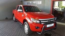 2014 Ford Ranger 2.2 double cab 4x4 XLS