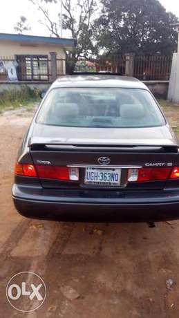 Superb and pimped clean Toyota camry for sale Ovia North East - image 2
