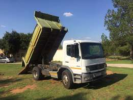 Mercedes Benz Artego 1517 Tipper