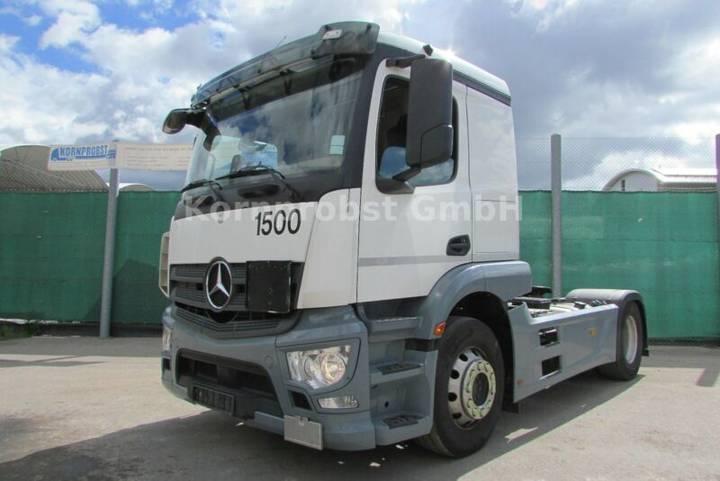 Mercedes-Benz 1840 BLS - ADR/GGVS - Nr.: 945 - 2013