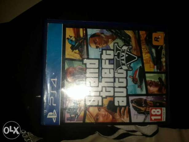 grand theft auto (gta v) for sale Warri - image 1