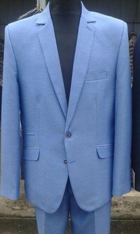 b30b59bb7a Garnitur niebieski