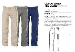 Johnsons cargo trousers New