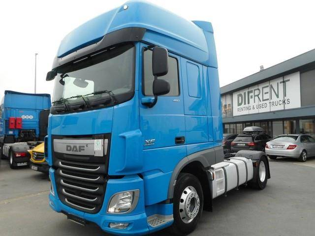 DAF XF 460 FT Super Space Cab - 2014