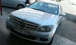 2008 Mercedes Benz c200, in a good condition.