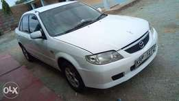Well maintained Mazda familiar with 110 engine n gear box