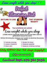 Perfect Slimming Nut (from Nuez dela India tree)