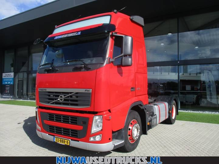 Volvo FH 420 PTO + Xenon - 2013