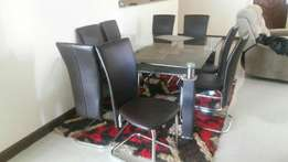 Dinning table eight seater