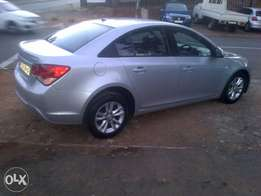 2012,chevrolet cruze silver 1.6 for sale