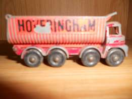 Matchbox series Lesney Hoveringham Tipper