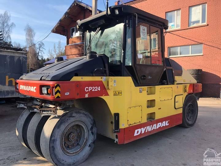 Dynapac CP224 - 2012