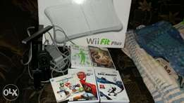 Wii console ,games and Wii fitness board to swap for what you have