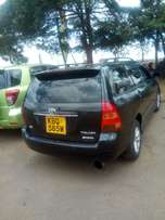 Toyota fielder car on sale.