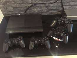 sony piano black ps3 free ten games