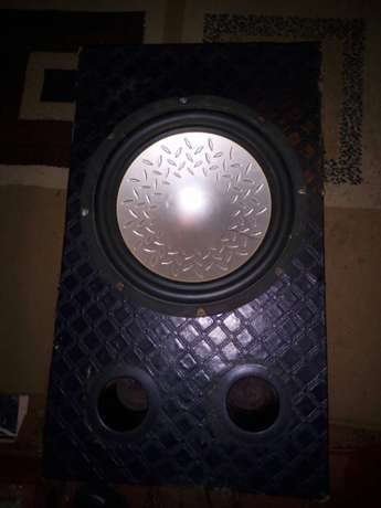 Car sub woofer with cabinet City Centre - image 1