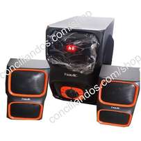 Promo! Superbass Multimedia Woofer Speakers With Bluetooth HV-SF3088BT