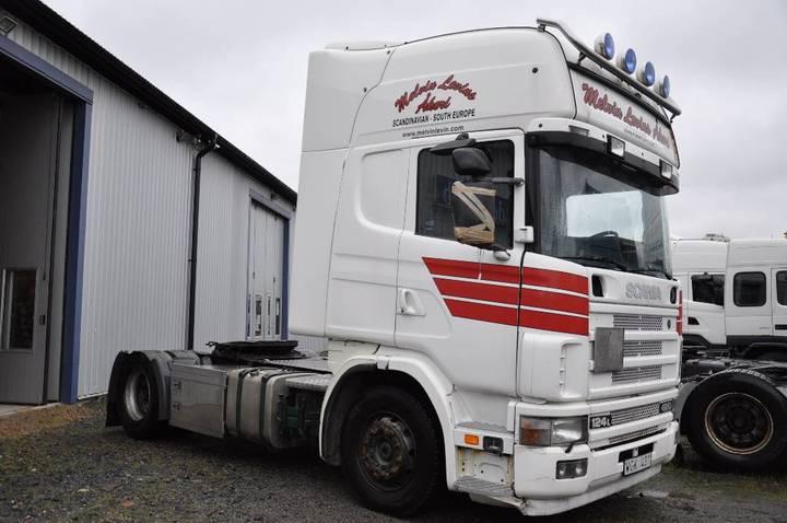 Scania 124 4x2 420 - 2005