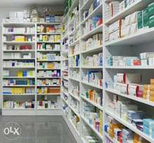 Operational Pharmacy for lease or partnership