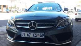 2015 Mercedes Benz C200 AMG Available for Sale