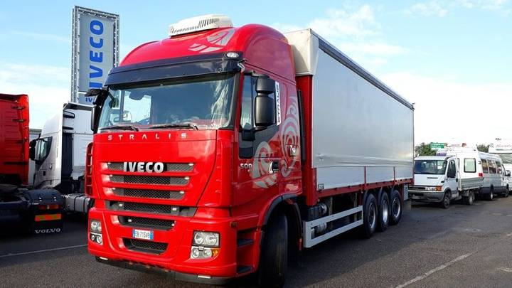 Iveco AS260S50Y/PS - 2010