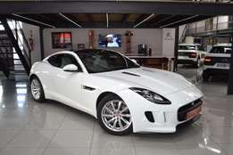 Jaguar F-Type 3.0 V6 Coupe Auto (250 kW)