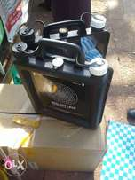 new portable solar water heater