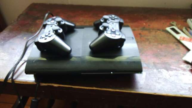 Ps3 console with 2pads Shabab - image 2