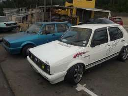 golf 1 spare for sale , new spec