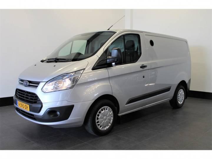 Ford Transit Custom 310 2.2 TDCI 125PK - Airco - Navi - Cruise - - 2014