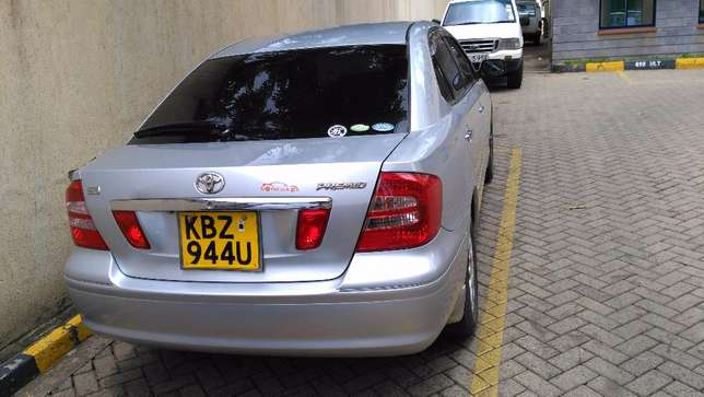 2007 Toyota Premio in Great Shape!!! First to see will buy!!! Lavington - image 2