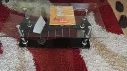 Coffee Table with tampered glass top 6.5K